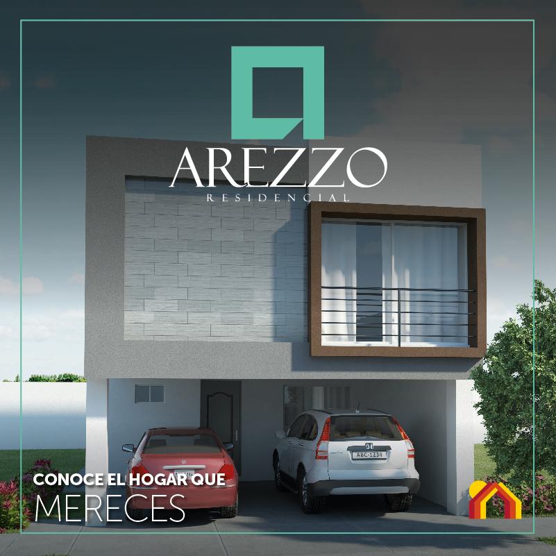 casas en venta en domino cumbres, arezzo residencial