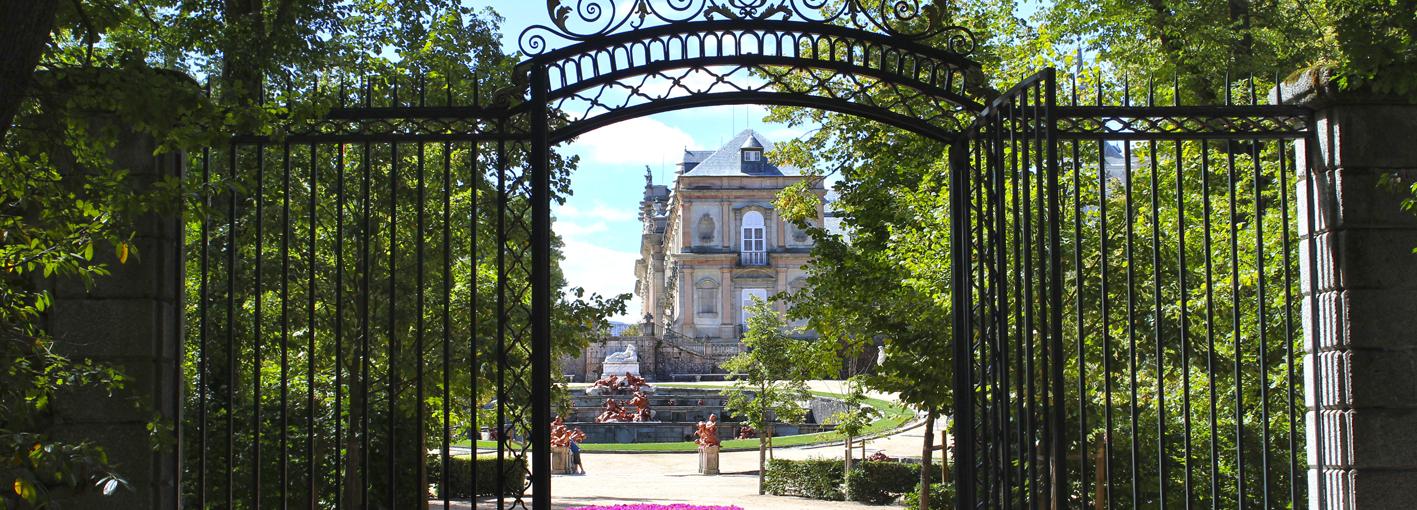 Jardines del Palacio de La Granja