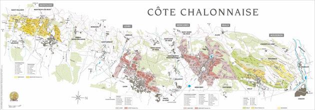 Carte Bourgogne Viticole.Livres Atlas Et Cartes Des Vignobles De Bourgogne Collection