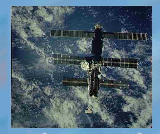 stazione spaziale russa MIR