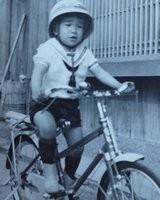 立花克彦 5歳頃