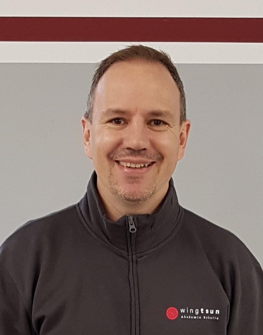 Gruppenleiter Selbstverteidigung Akademie Augsburg Sifu Björn Kreutzfeld