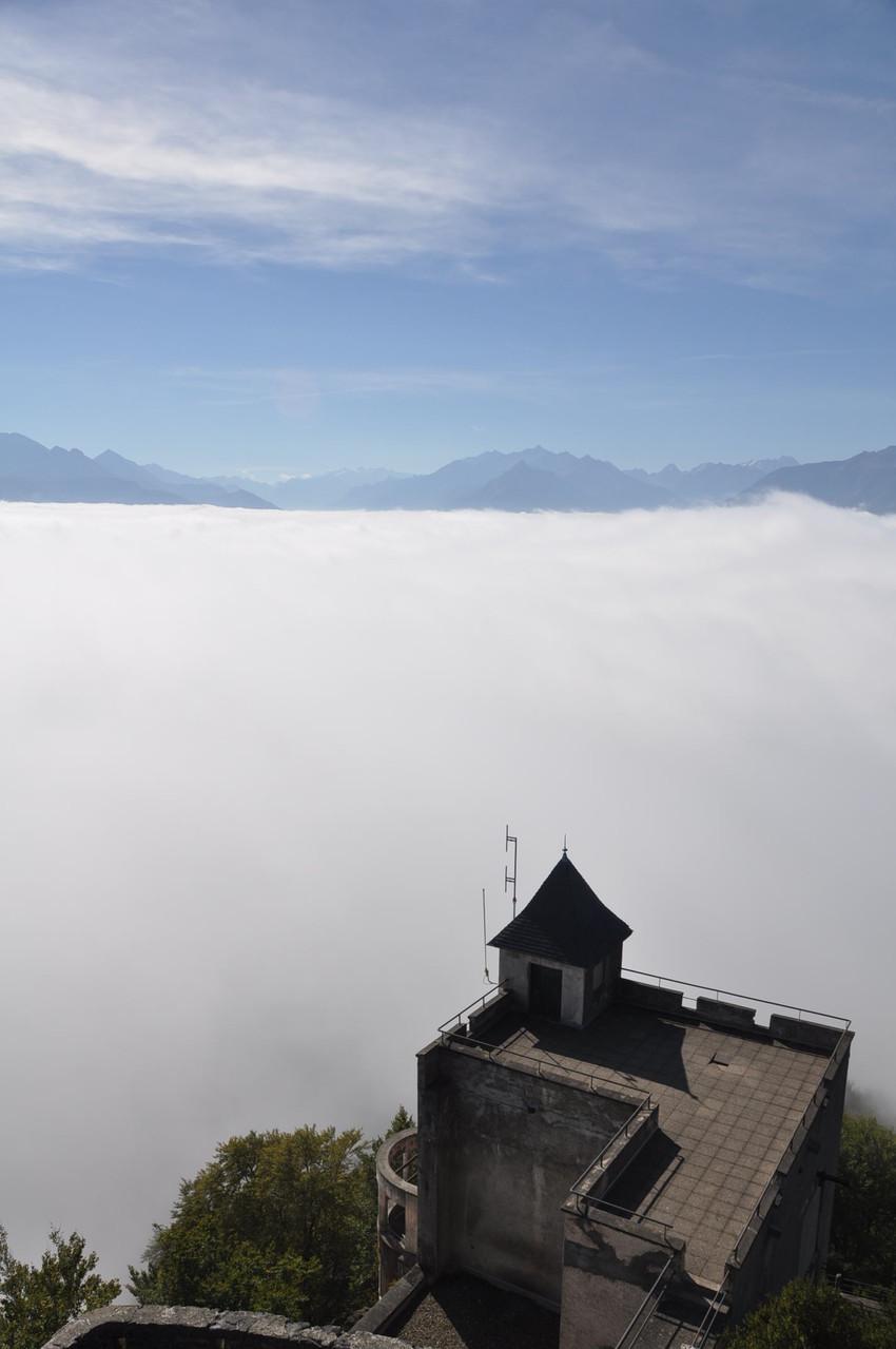 """Pic du pibeste, réserve naturelle """"la montagne enchnatée"""