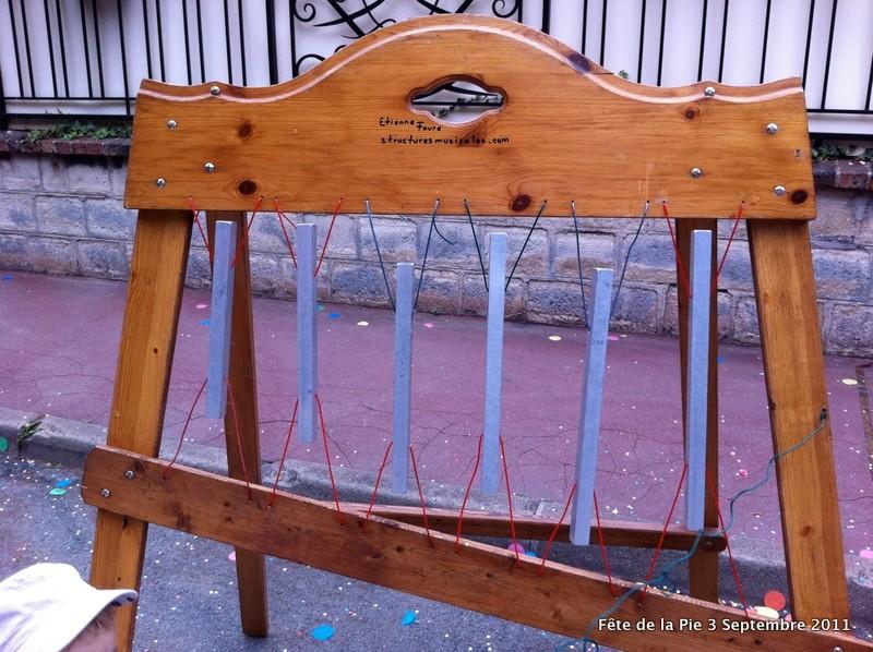 Instrument(s) de musique originaux