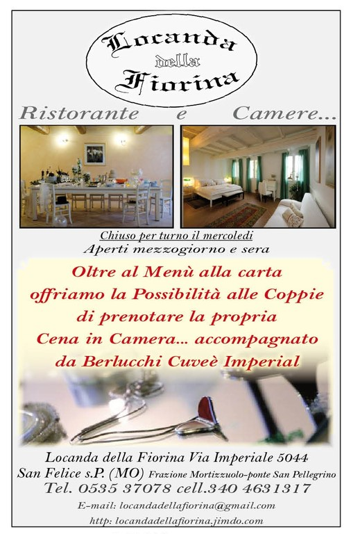 S.Valentino con Cena in camera