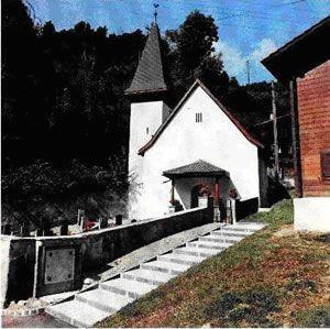 Kirche Molinis