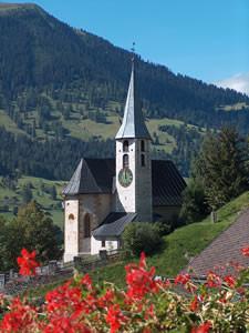 Kirche Castiel
