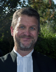 Pfarrer Peter Nowak