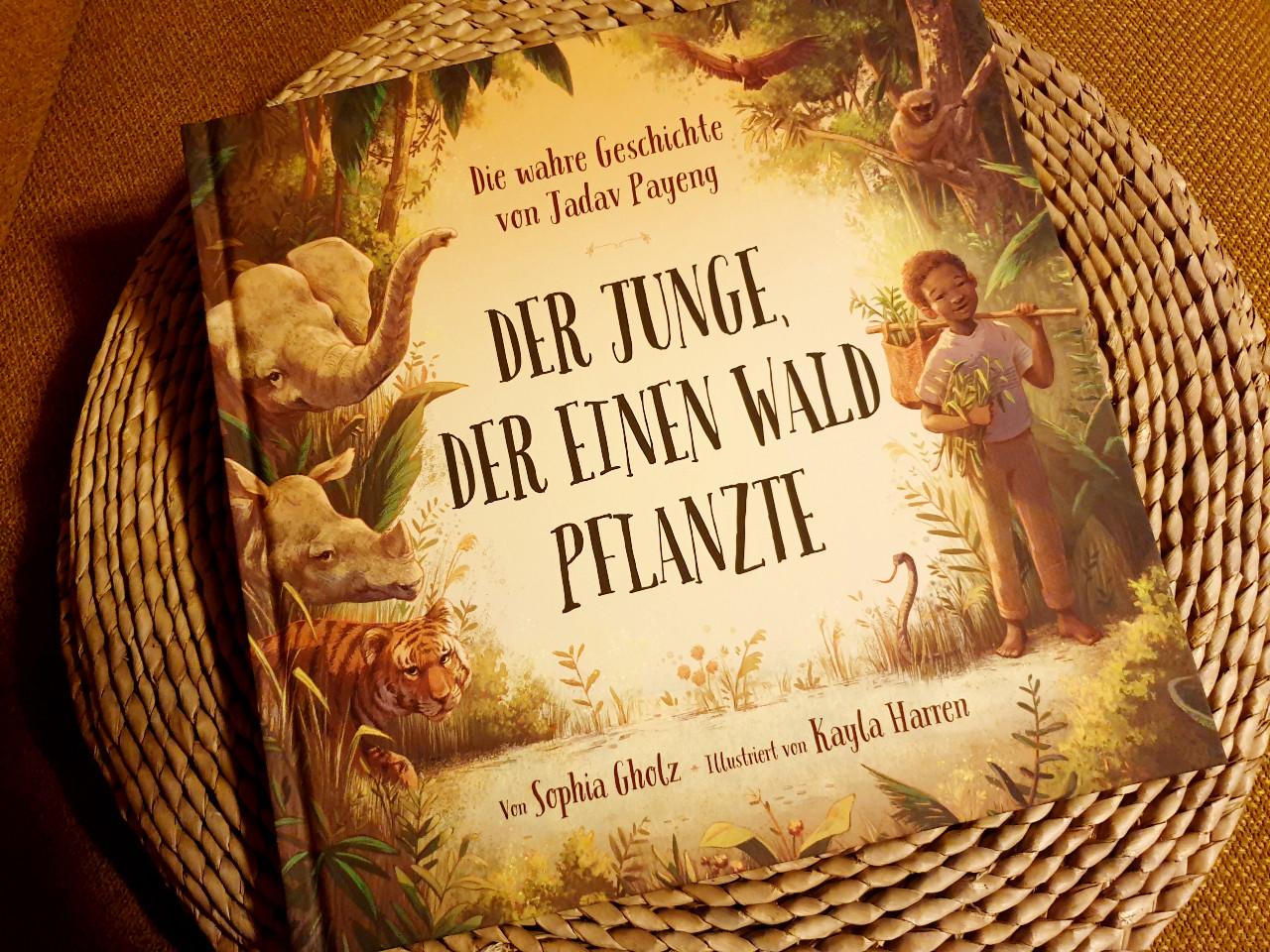 """""""Der Junge, der einen Wald pflanzte"""" von Sophia Gholz"""
