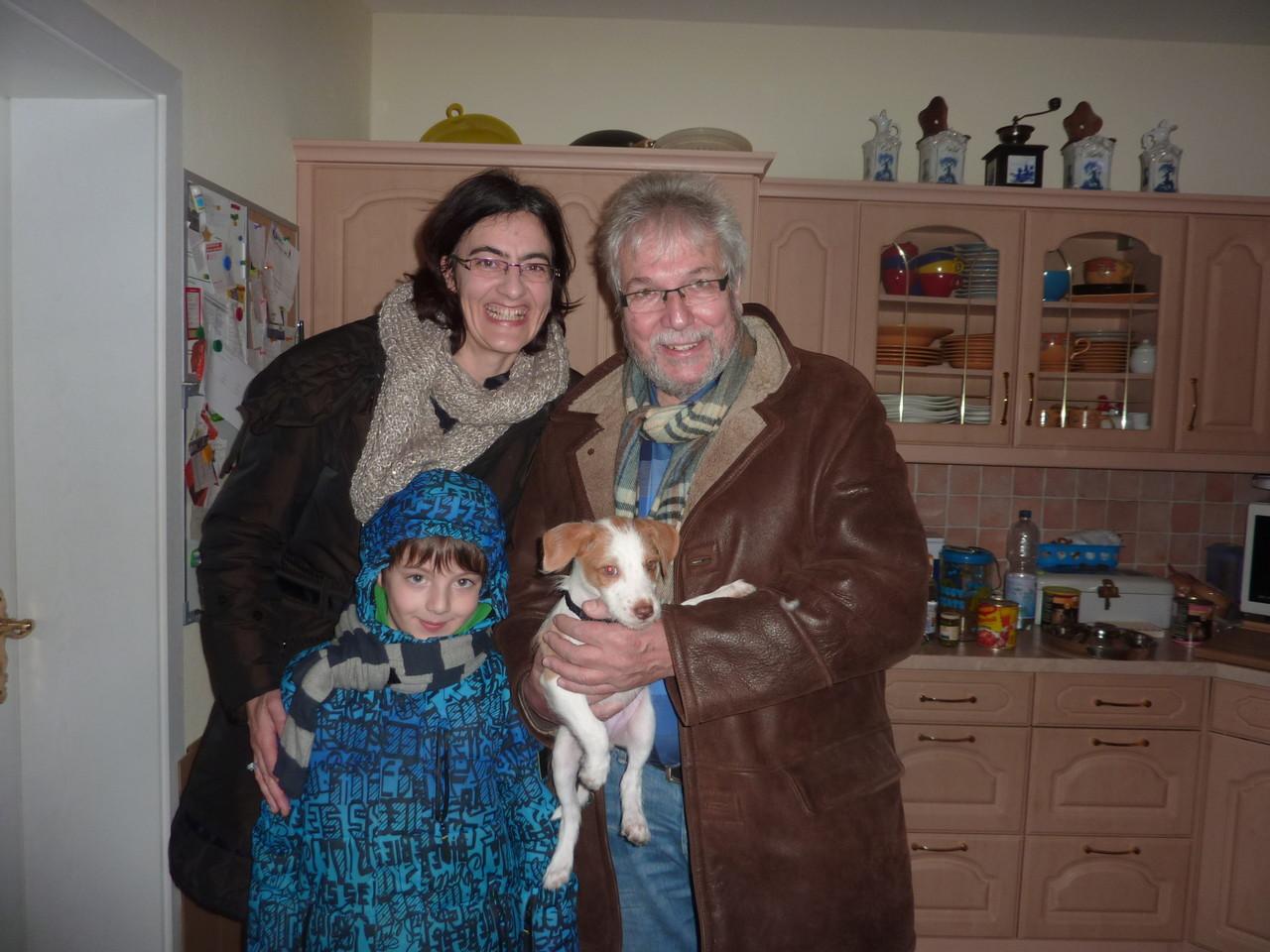 Anton's neue Familie aus Dortmund