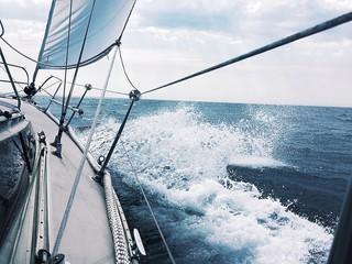 Segelreise Ponza Filicudi Panarea Alicudi Liparische Inseln