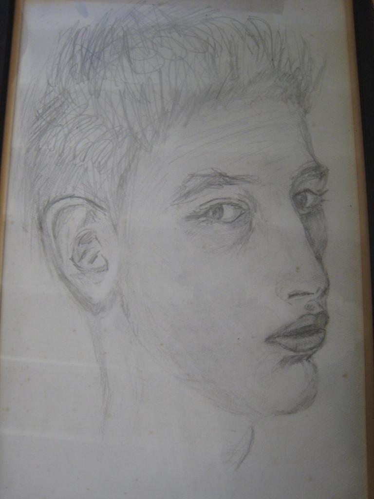 auto portrait à 15 ans