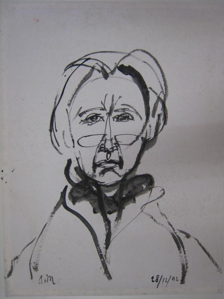 auto portrait en 2000