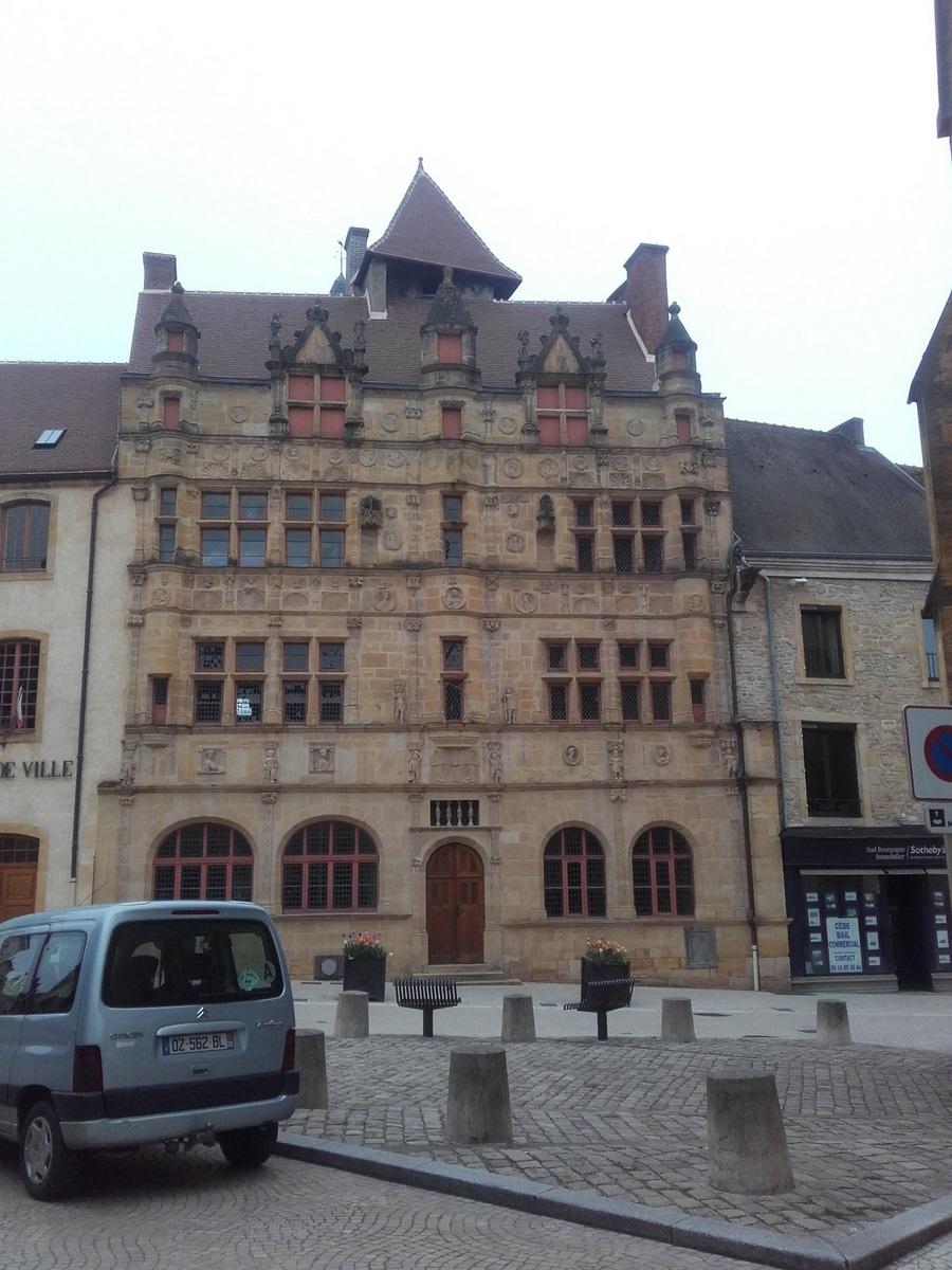Mairie de Paray-le-Monial