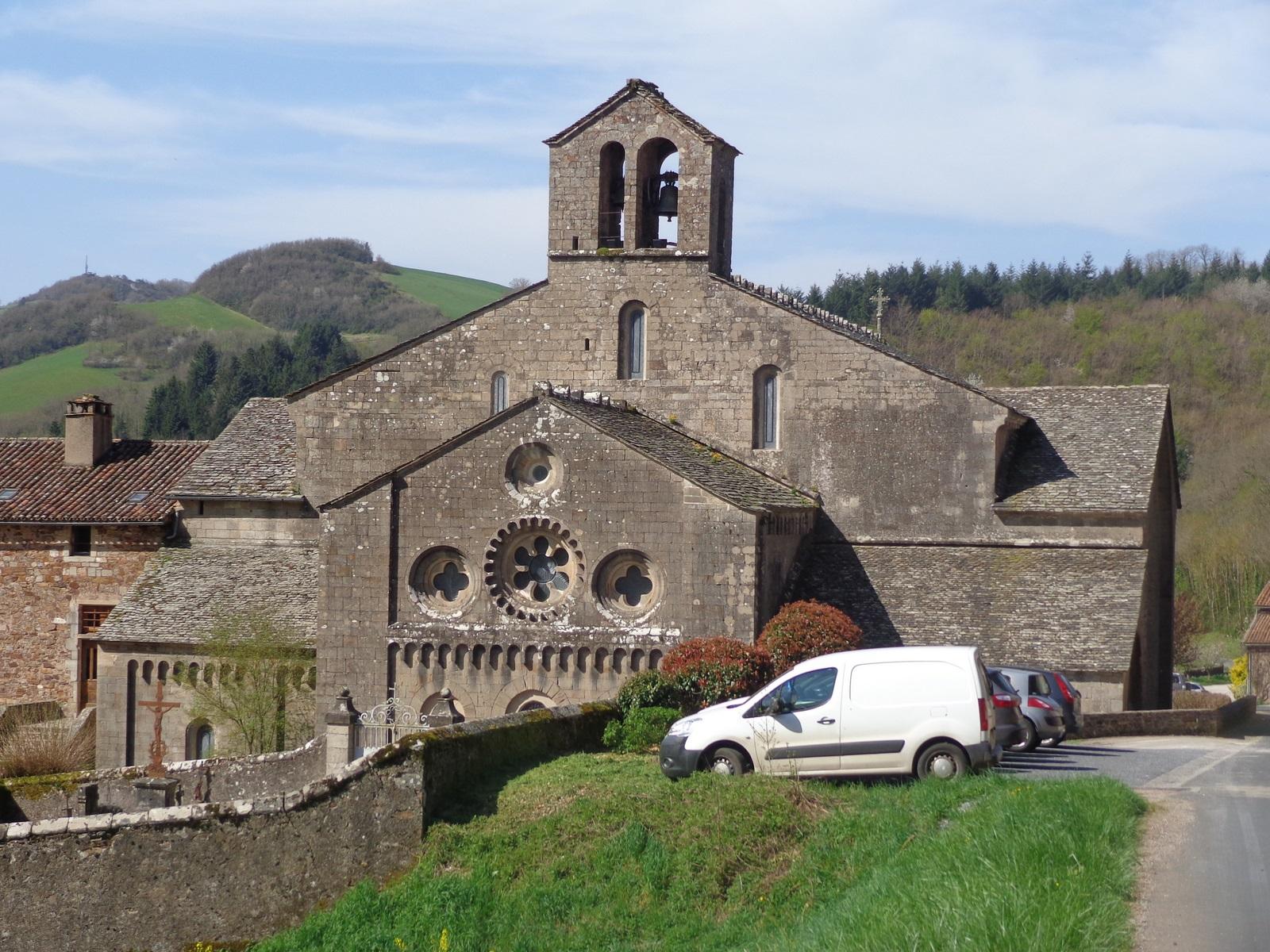 Abbaye de Sylvanès.