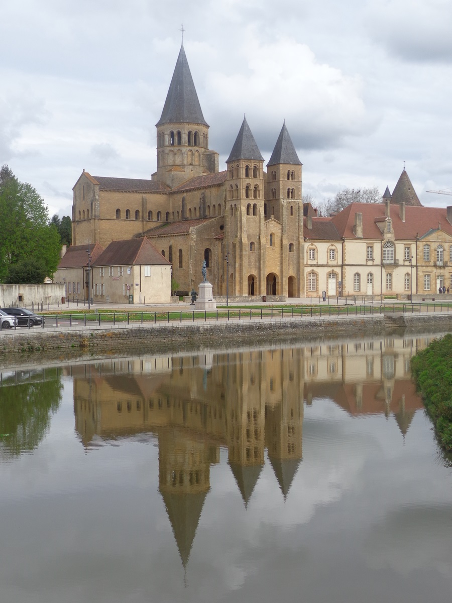Paray-le-Monial. Basilique