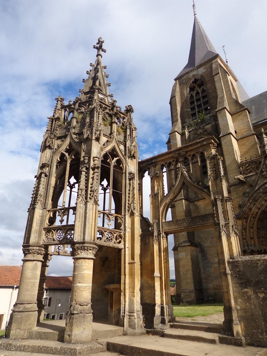 La Basilique d'Avioth