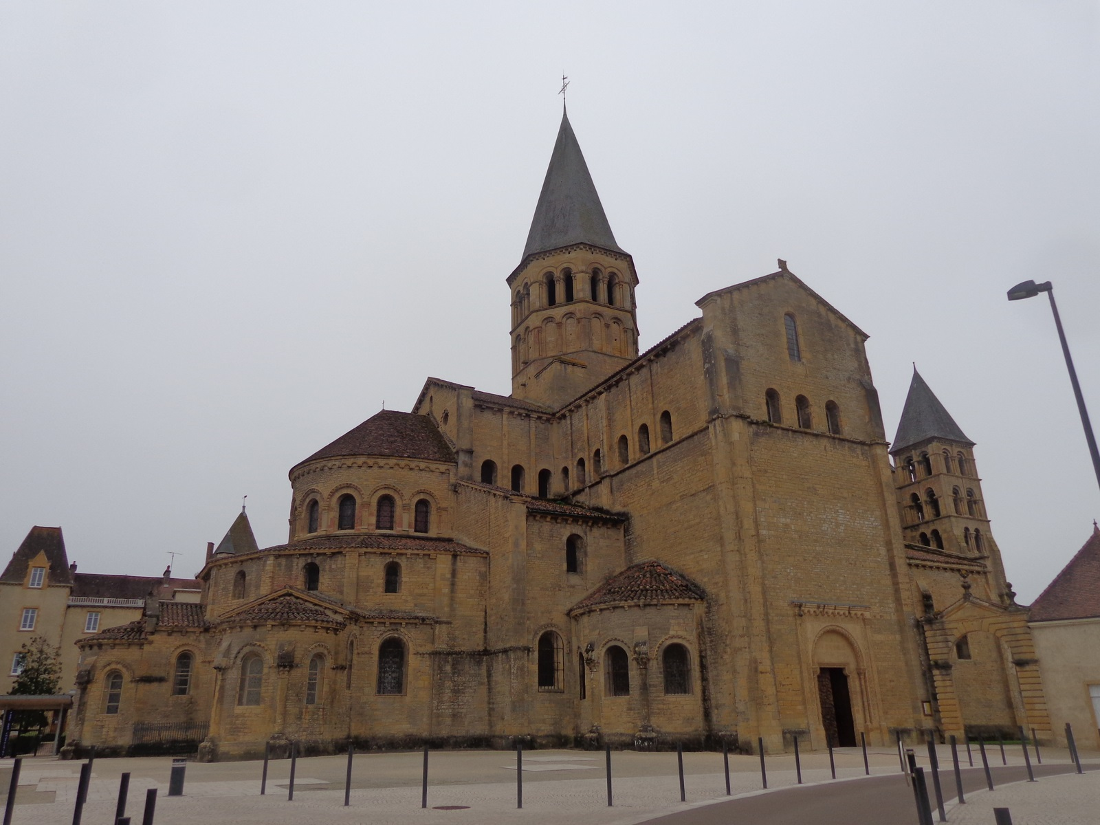 Basilique de Paray-le-Monial
