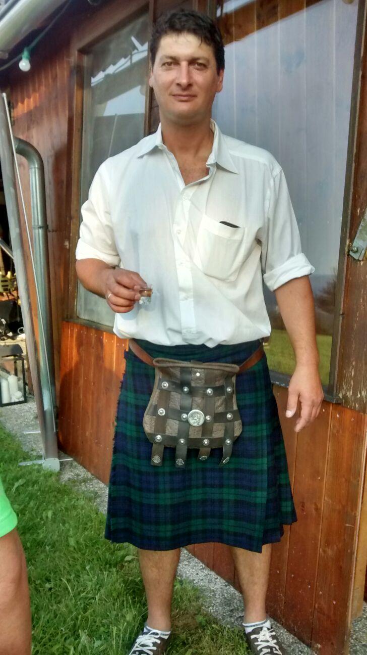 Der schottische Steirer Fritz
