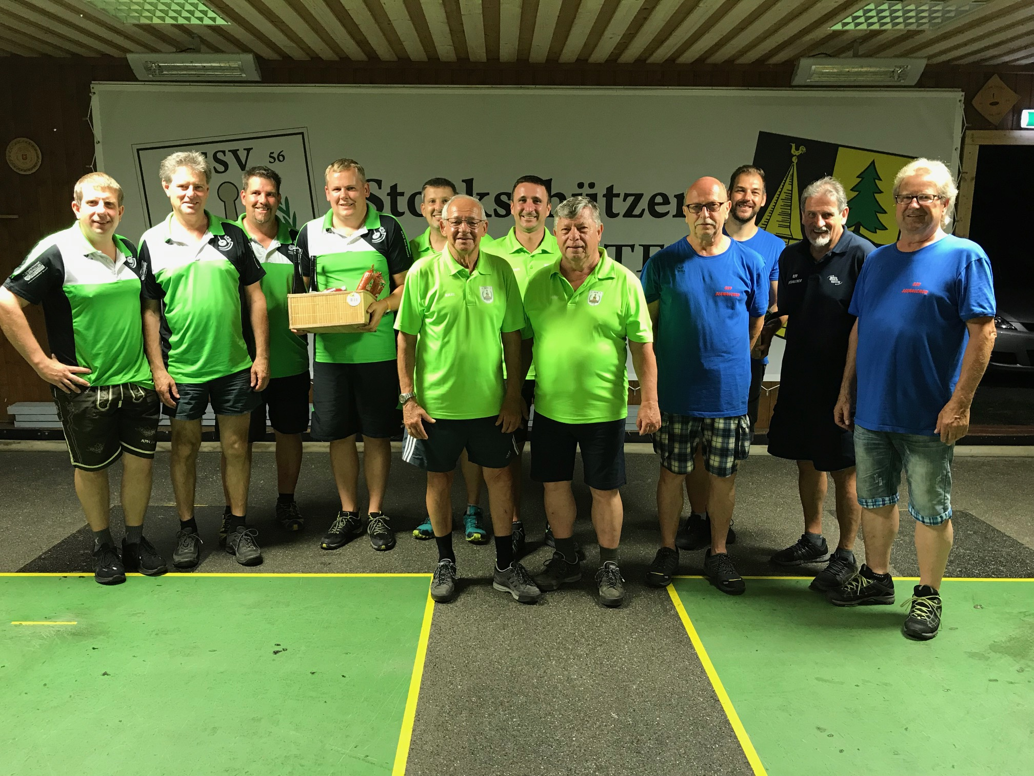 Turnier Mittwoch 26.6.19 - 2. ATSV Bad Aussee, Sieger SSV Altmünster, 3. ESV Seewalchen