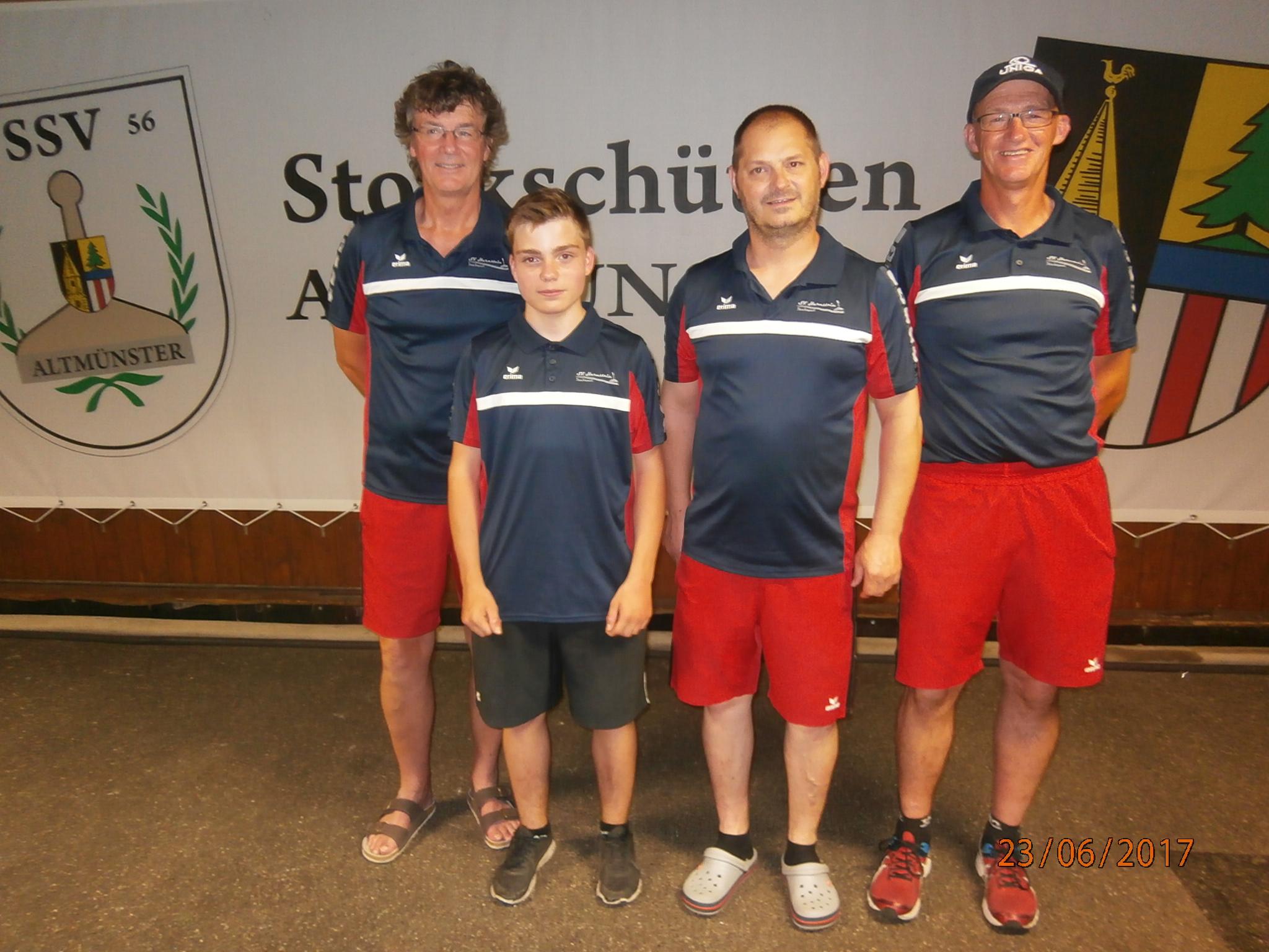 SV Hernstein NÖ - Sieger 23.6.2017