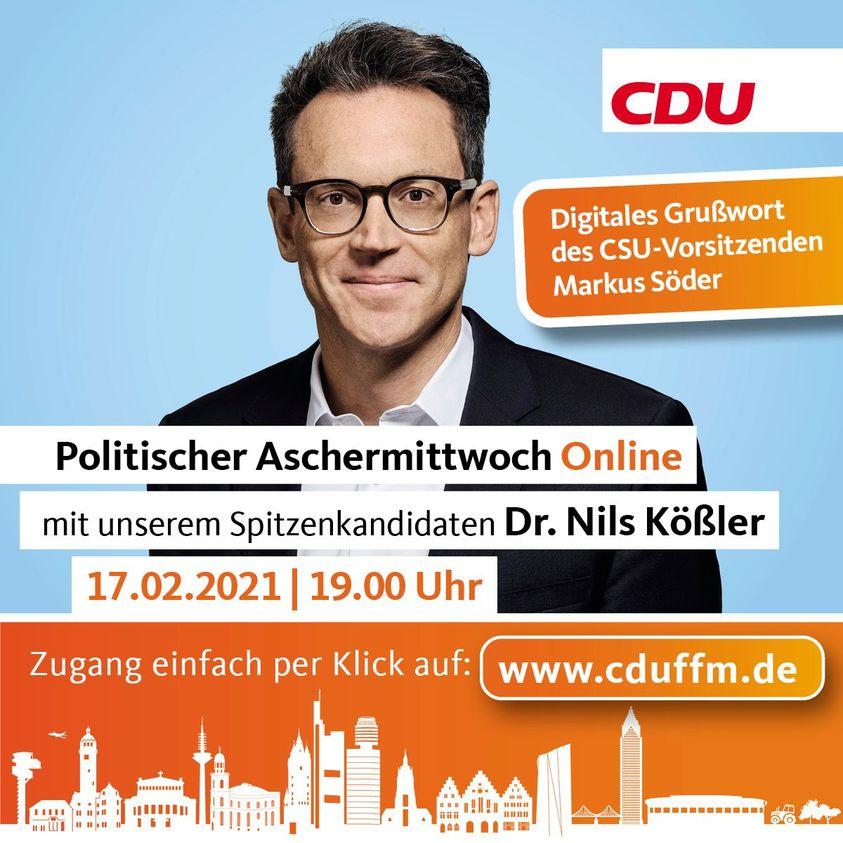 Politischer Aschermittwoch aus Harheim digital