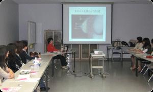 乳がん教育活動(ABCEF)