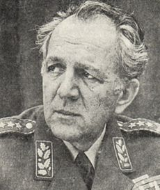 Đoko Jovanić  general JNA