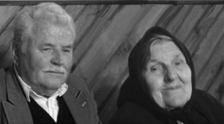 brat i sestra: Mile Ilić i Kata Vučić