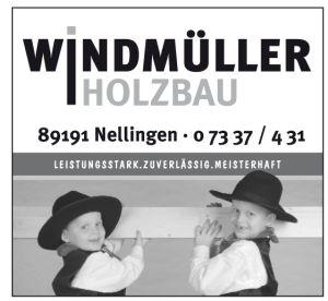 Windmüller Holzbau, Nellingen