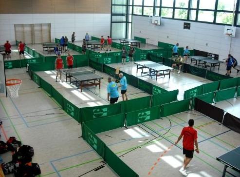 Tischtennisturnier