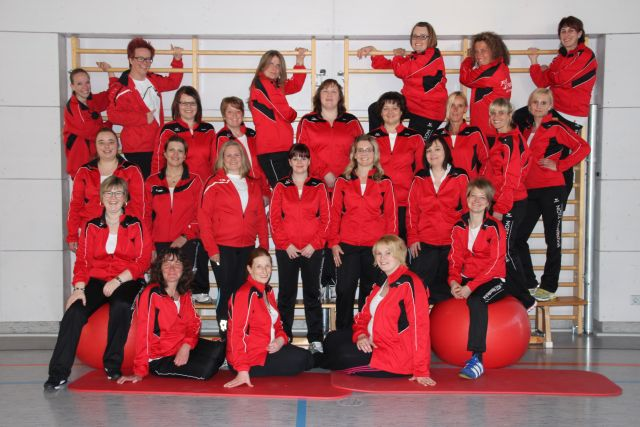 "Gruppe ""Fit and fun"" Nellingen"