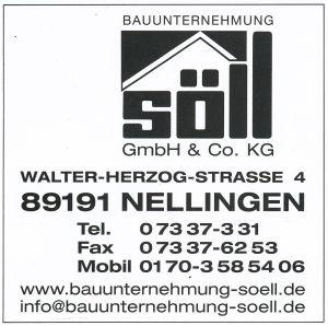 Söll Bauunternehmung, Nellingen