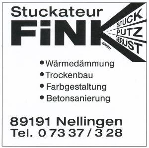 Stuckateur Fink, Nellingen