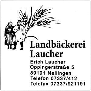 Landbäckerei Laucher, Nellingen