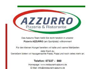 Restaurant Azzurro, Nellingen