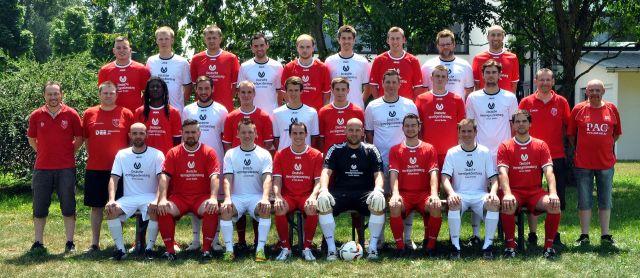 Fußballmannschaft 2015, Nellingen