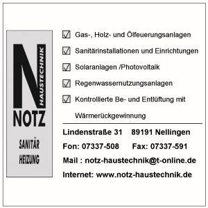 Notz Haustechnik