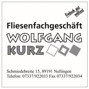 Fliesen Kurz, Nellingen