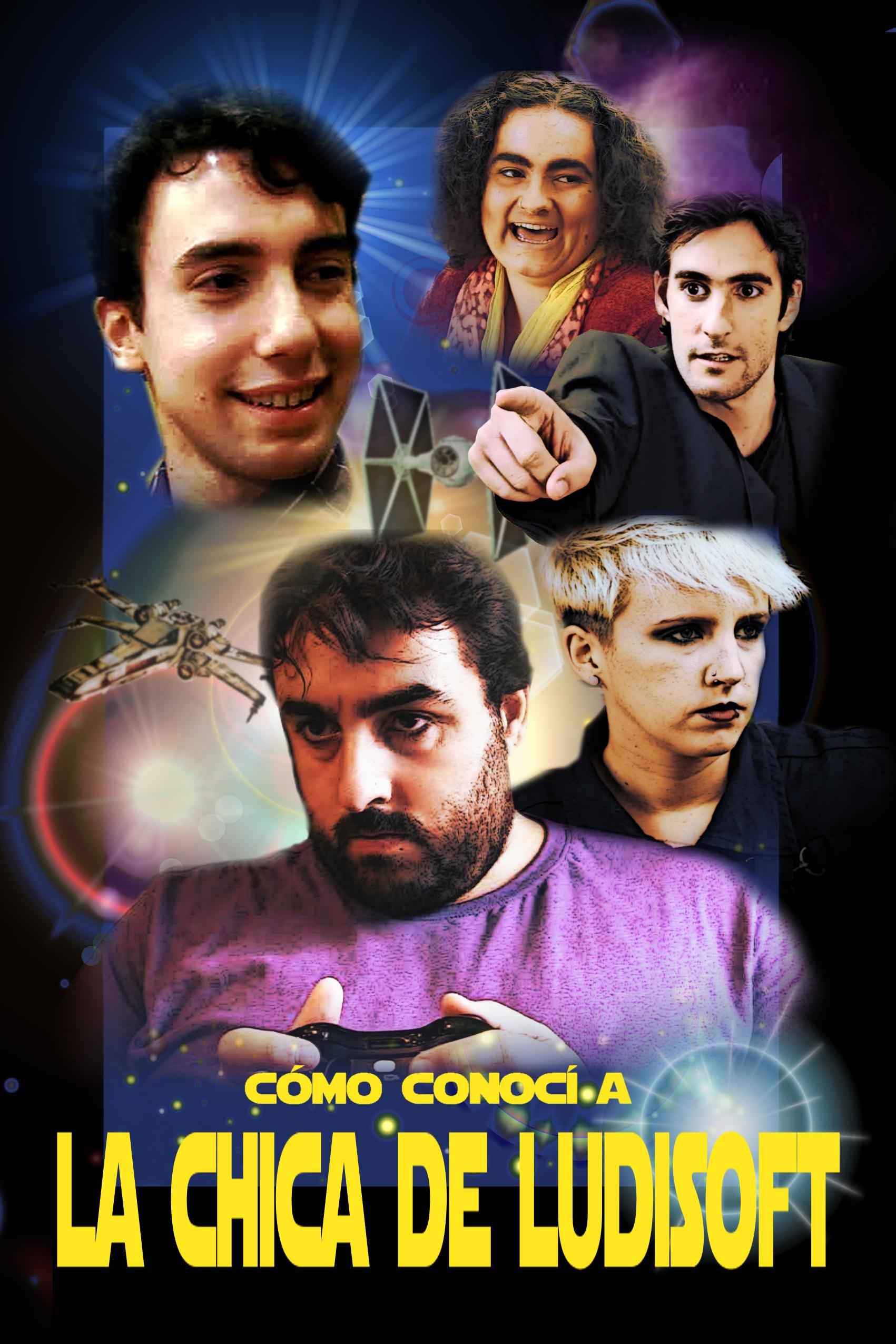 CÓMO CONOCÍ A LA CHICA DE LUDISOFT (webserie) - Página web de ...