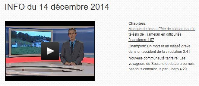 Telebilingue, 14.12.2014
