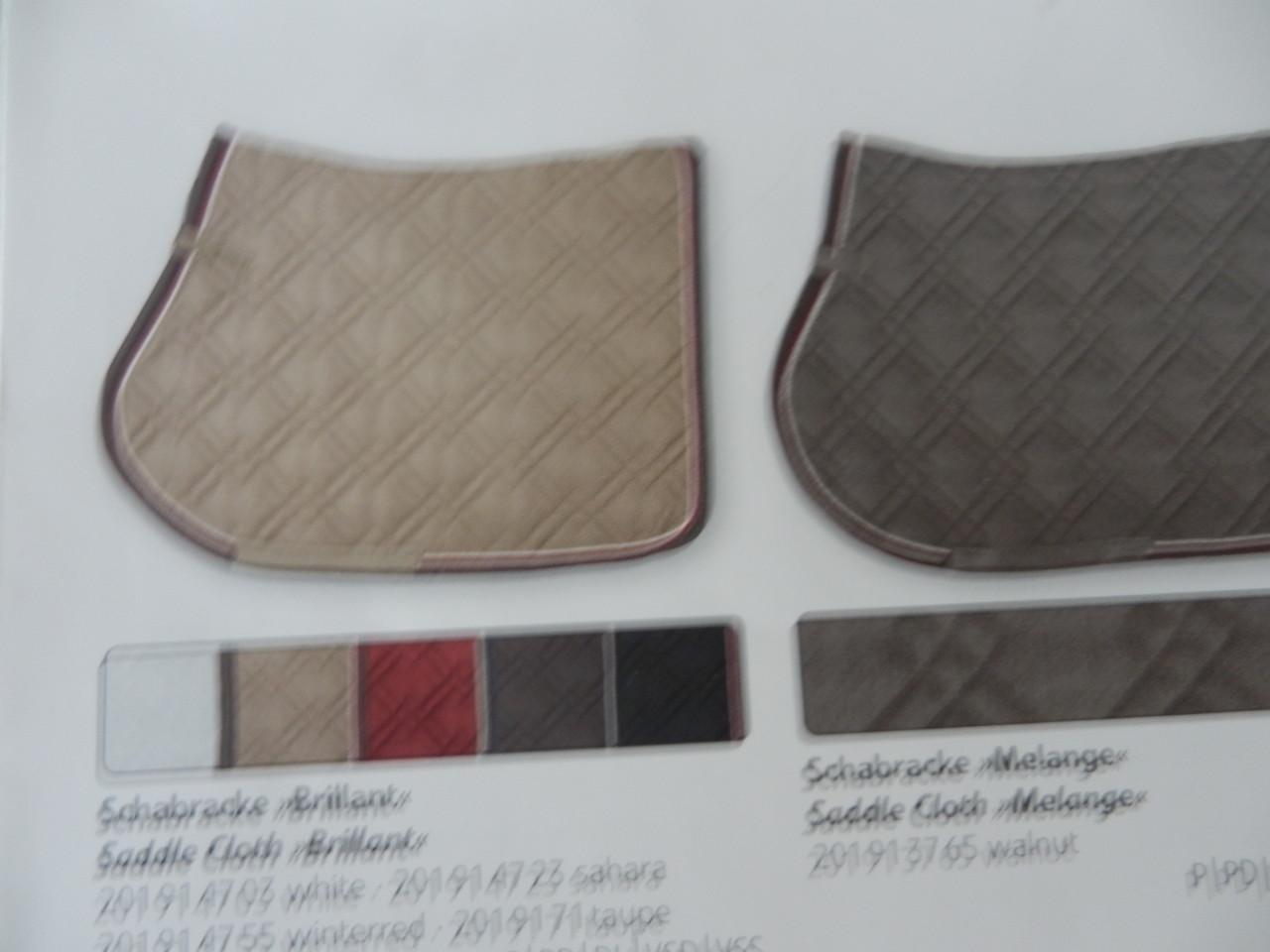 saddle cloth Rrilant