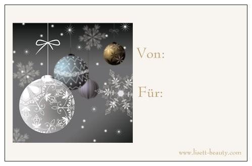 Geschenkeanhänger/ Frohes Fest/ Vorderseite 0,50 € oder mit Geschenk-Kauf kostenlos (*) (**)