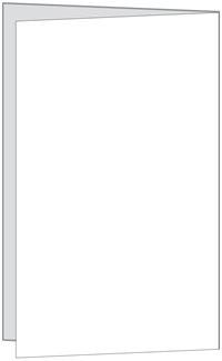 Karte/ Beste Wünsche/ Rückseite/ leer
