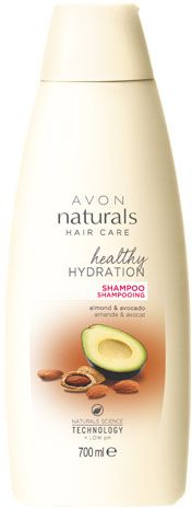 Shampoo 250 ml. 3,50 € (Mandel, Avocado)