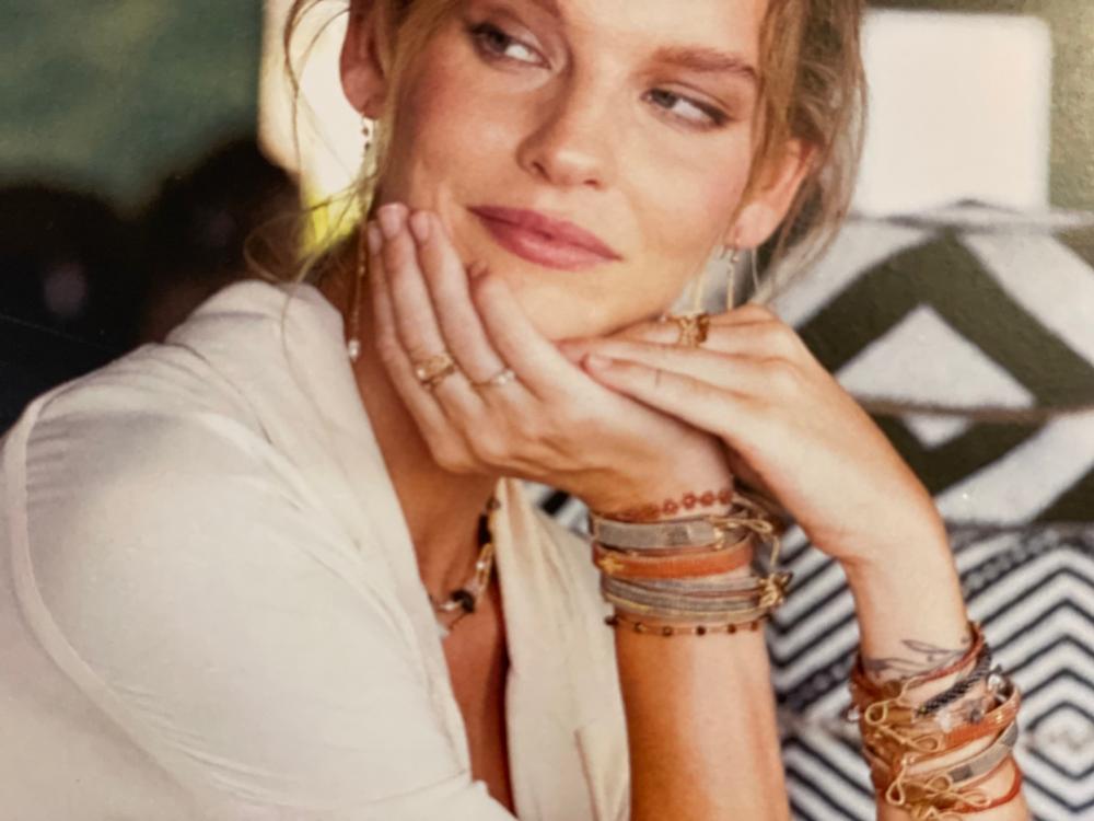 Neue Armbänder von Lizas Euro dünne 3,50 & dickere 4,50