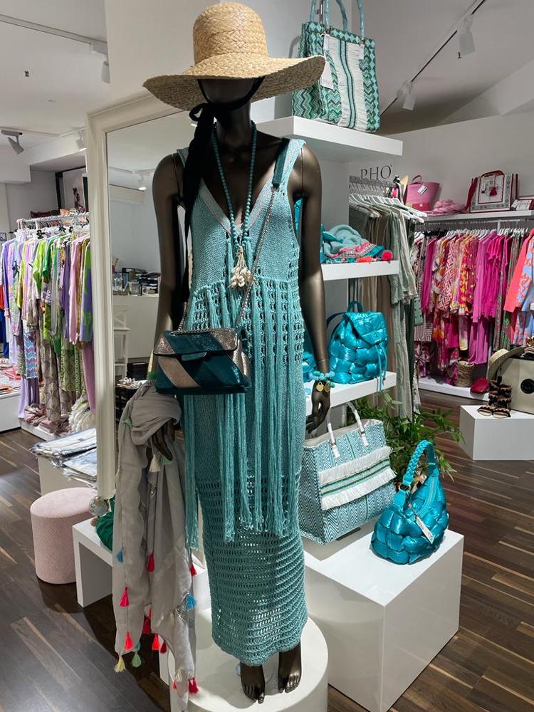 Malvin Kleid Euro 169,50und auch als Bluse  Euro 89,50 erhältlich Größe 34-44