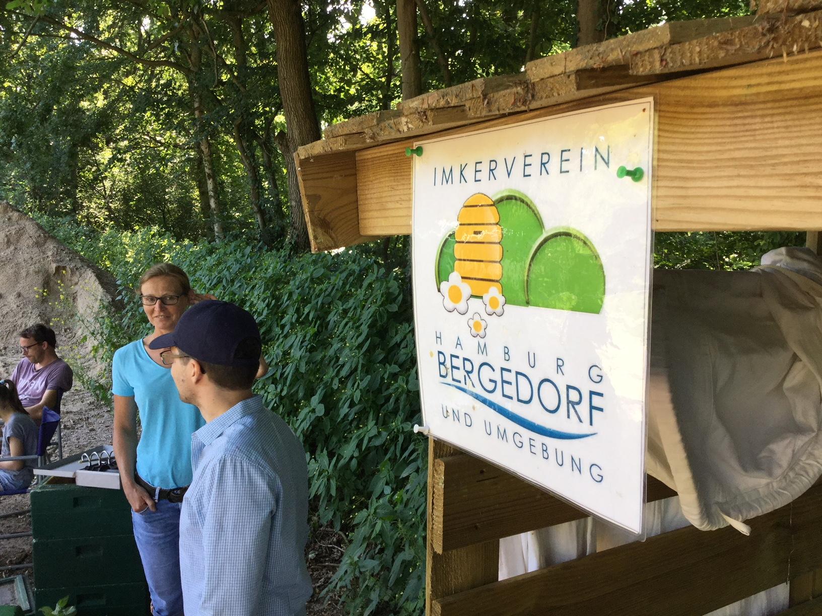 Eine Initiative des Imkervereins-Bergedorf.