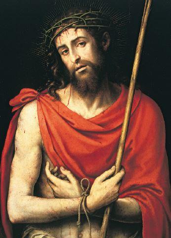 Ecce homo, de Juan de Juanes.