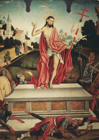 Resurrección, de Fernando Gallego.